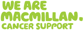 We Are Macmillan . Cancer Support