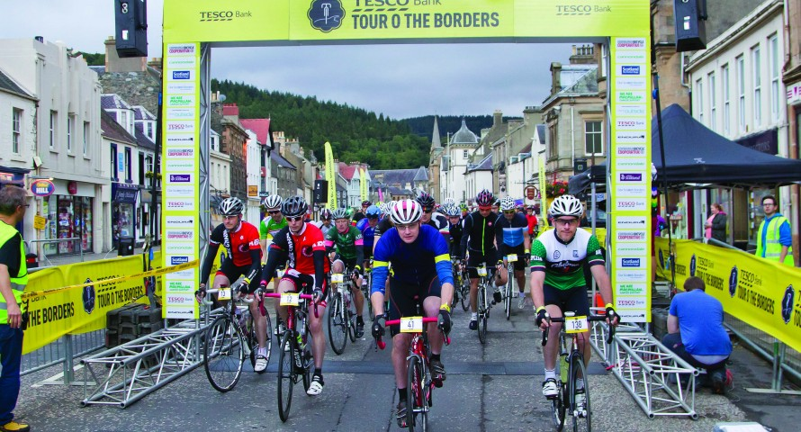 Tour of the Borders