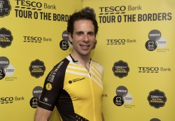 Mark Beaumont official ambassador to the Touro in 2017