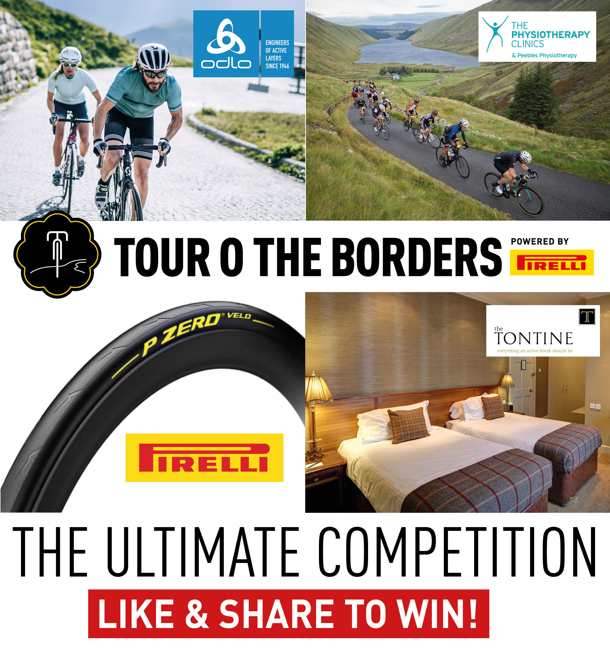 Tour O The Borders 2019 Competition